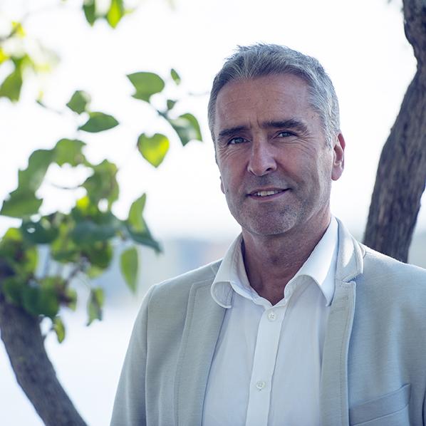 Foredragsholder Rune Semundseth