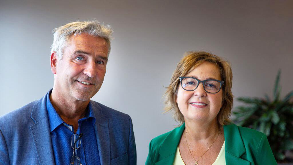 Hilde Glenne & Rune Semundseth
