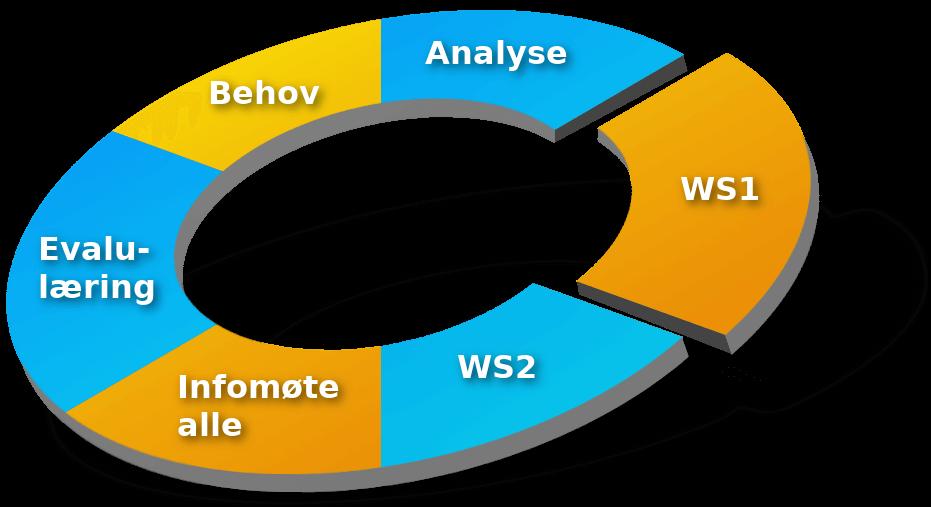 Medarbeidersamtalen 2.0 – prosessen Anbefalt prosess for å modernisere medarbeidersamtalen