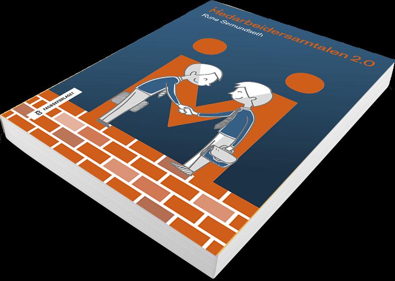 Medarbeidersamtalen 2.0 bok cover